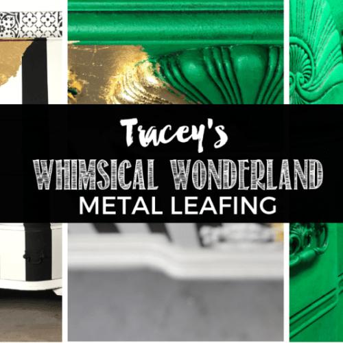 Metal Leafing Tutorial