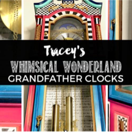 Grandfather Clock Tutorial