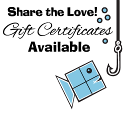 Gift Certificate * will be mailed to address requested