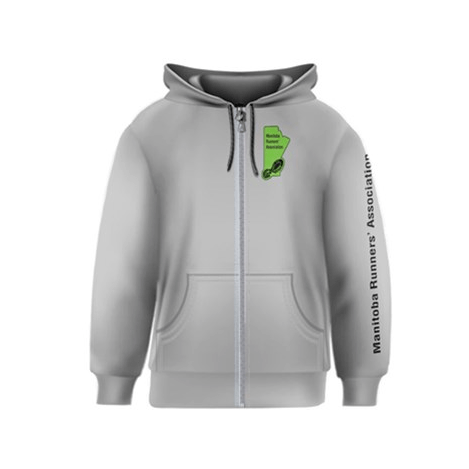 MRA Youth Zipper Hoody