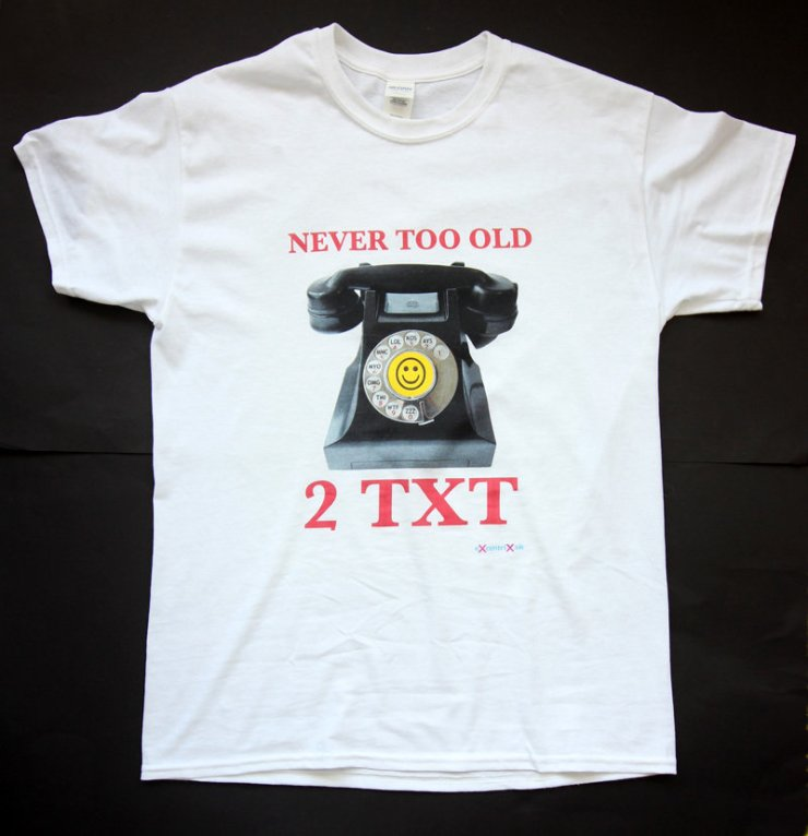 eXcentriX - Never too old 2 TXT