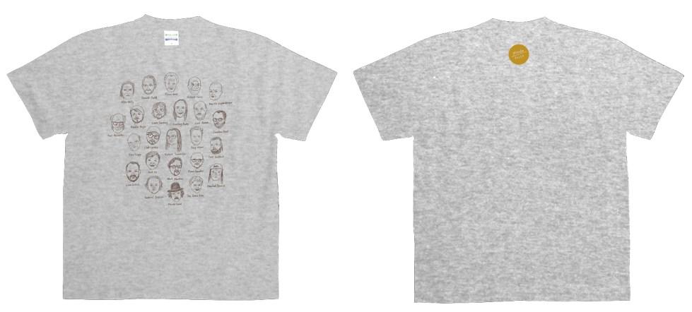 Yusuke Saito - 齋藤雄介 - 先輩Tシャツ