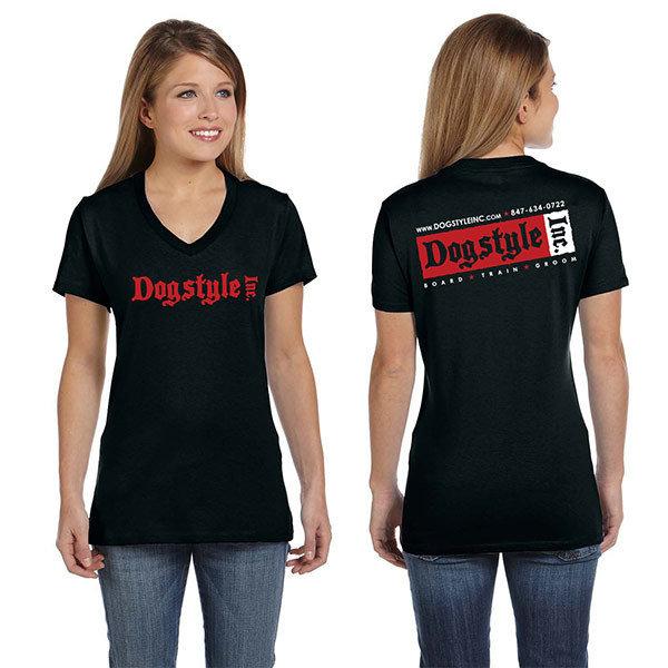 Dogstyle Inc V-Neck Shirt 00003