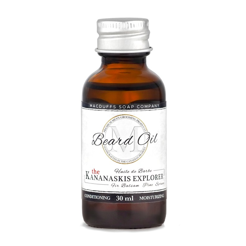 Kananaskis Explorer Beard Oil MGP-KANNYOIL