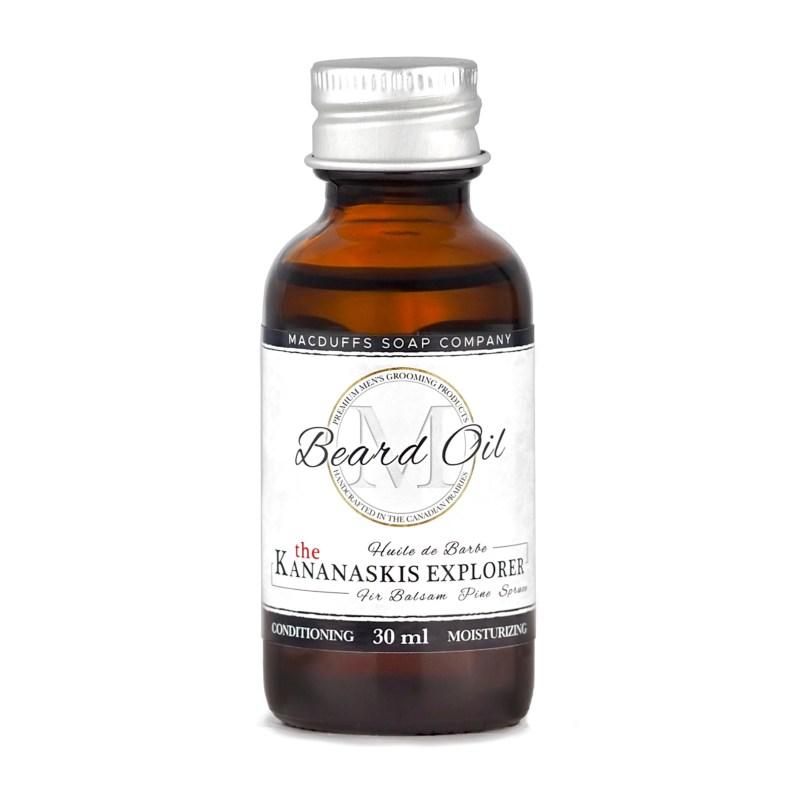 Kananaskis Explorer Beard Oil MGP-KANNYOIL