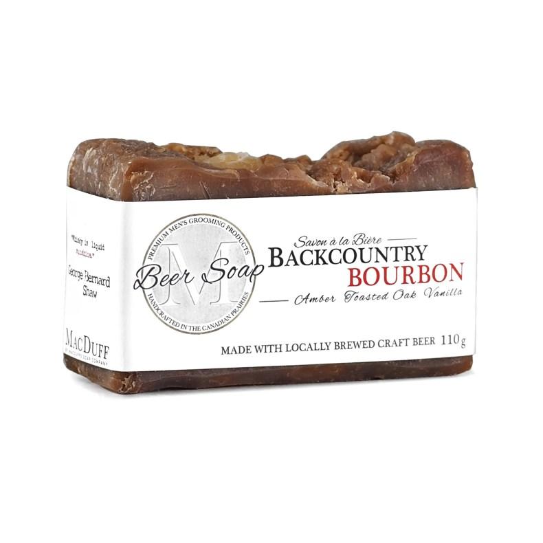 Backcountry Bourbon Beer Soap MGP-BACKCOUNTRYSOAP