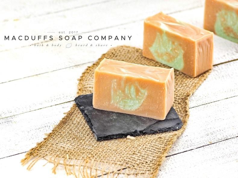 Sandalwood Eucalyptus Bar Soap