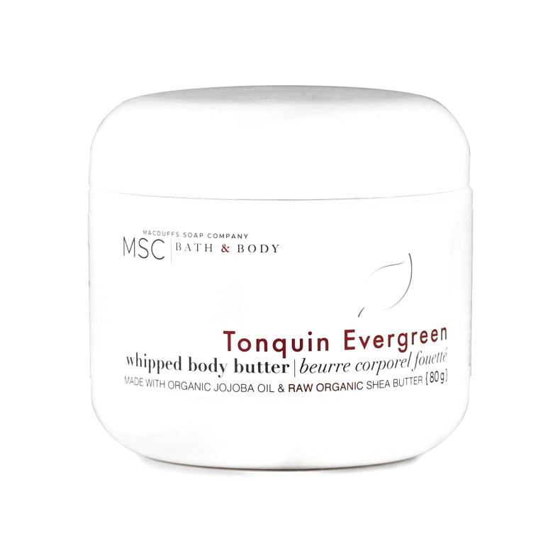 Tonquin Evergreen Whipped Body Butter WBB-TONQUIN