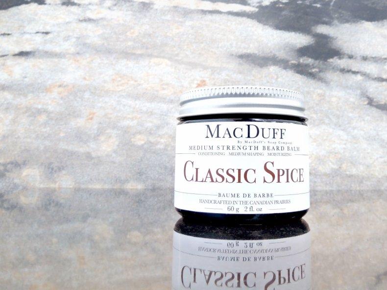 Classic Spice Beard Balm