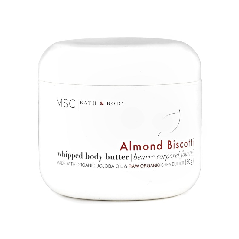 Almond Biscotti Whipped Body Butter WBB-ALMONDBISCOTTI