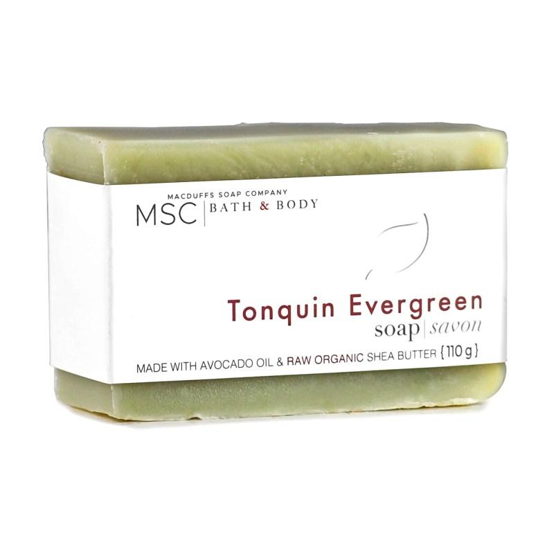 Tonquin Evergreen Clay Soap Bar SOAP-TONQUIN