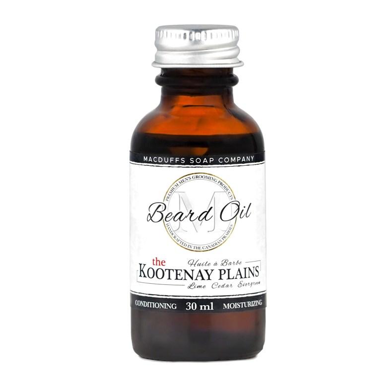 Kootenay Plains Beard Oil MGP-KOOTENAYOIL