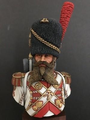 Sapper of the Dutch Guard (bust)