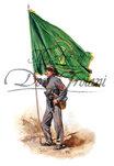 Troian1 10th Tennessee Color Bearer - Irish Legion C.S.A. TP1