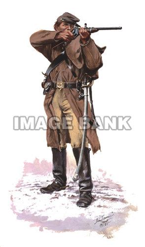 Troiani CS Cavalryman TP7