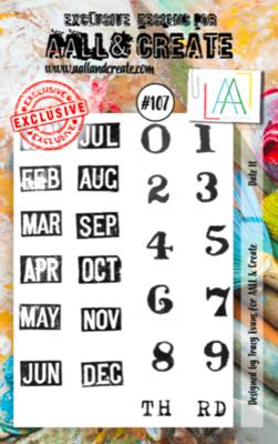 AALL & CReate A7 #107