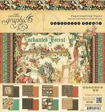 Enchanted Forest 12x12 Paper Pack