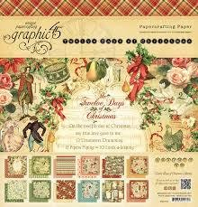 Twelve Days Of Christmas 12x12 Paper Pack
