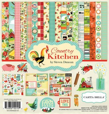 Country Kitchen Collection Kit 12