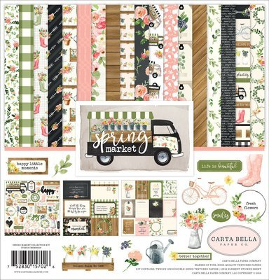 Spring Market Collection Kit 12