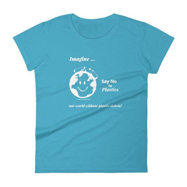 Women's short sleeve t-shirt 00005