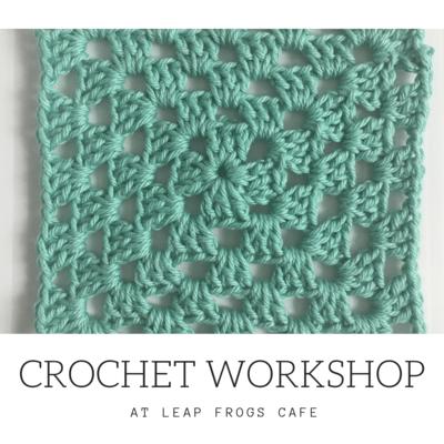 October Crochet Workshop