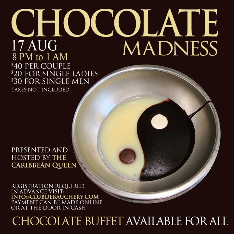 CHOCOLATE MADNESS