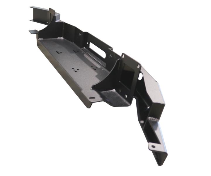 VAN COMPASS™ MERCEDES SPRINTER FRONT WINCH BUMPER (2015+ 2500/3500)