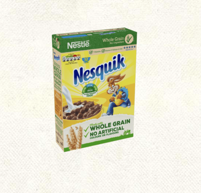 UK Nesquik Cereal