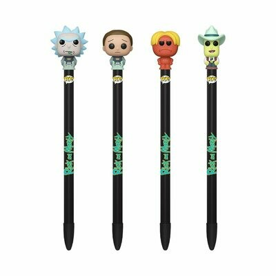Funko Collectible Pen with Topper - Rick & Morty S3