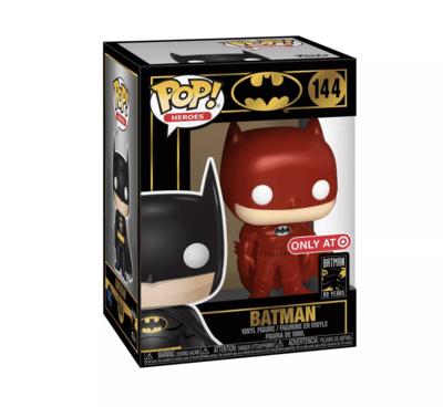 Funko POP! Heroes: DC Comics - Batman (RedCard Exclusive)