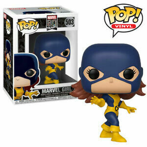 Marvel Girl X-Men Marvel 80th Anniversary Official Funko Pop Vinyl Figure