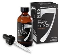 Med 7 CBD Oil (15 ml) 000015
