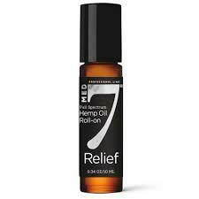 Med 7 CBD Oil (15 ml--ROLL ON)