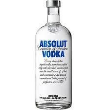 VODKA ABSOLUT AZUL 750ml