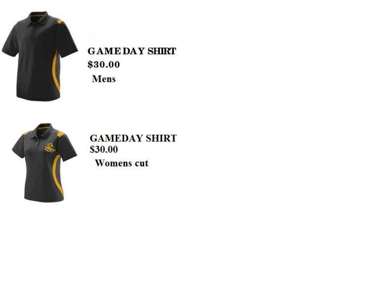 Game Day Shirt 10005