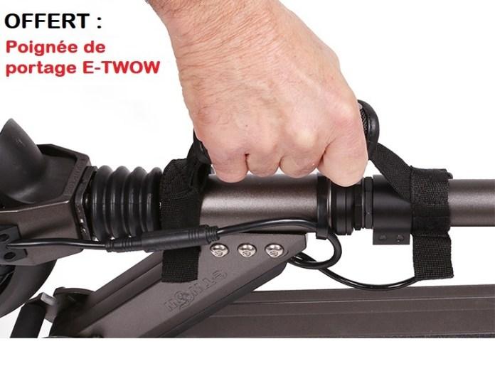 Trottinette E-TWOW Booster S+