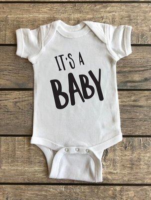 It's a Baby! | Baby Onesie
