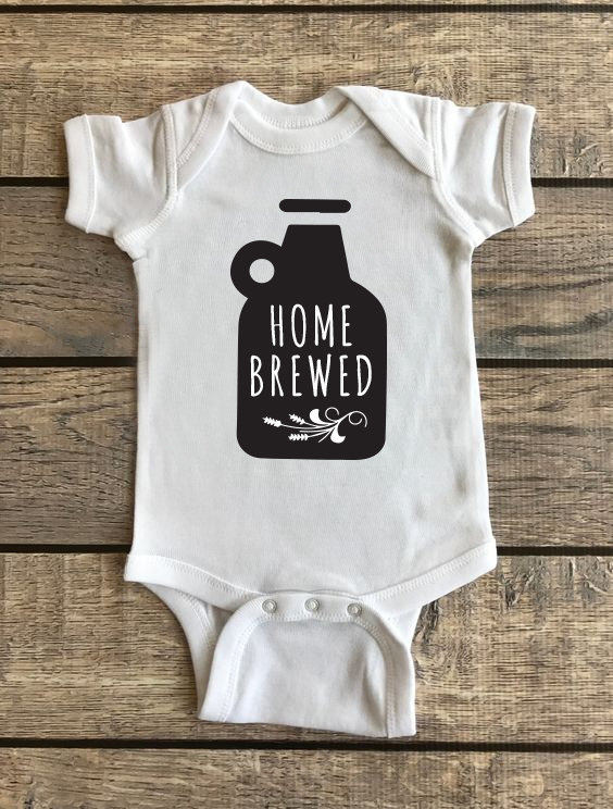 Home Brewed | Baby Onesie