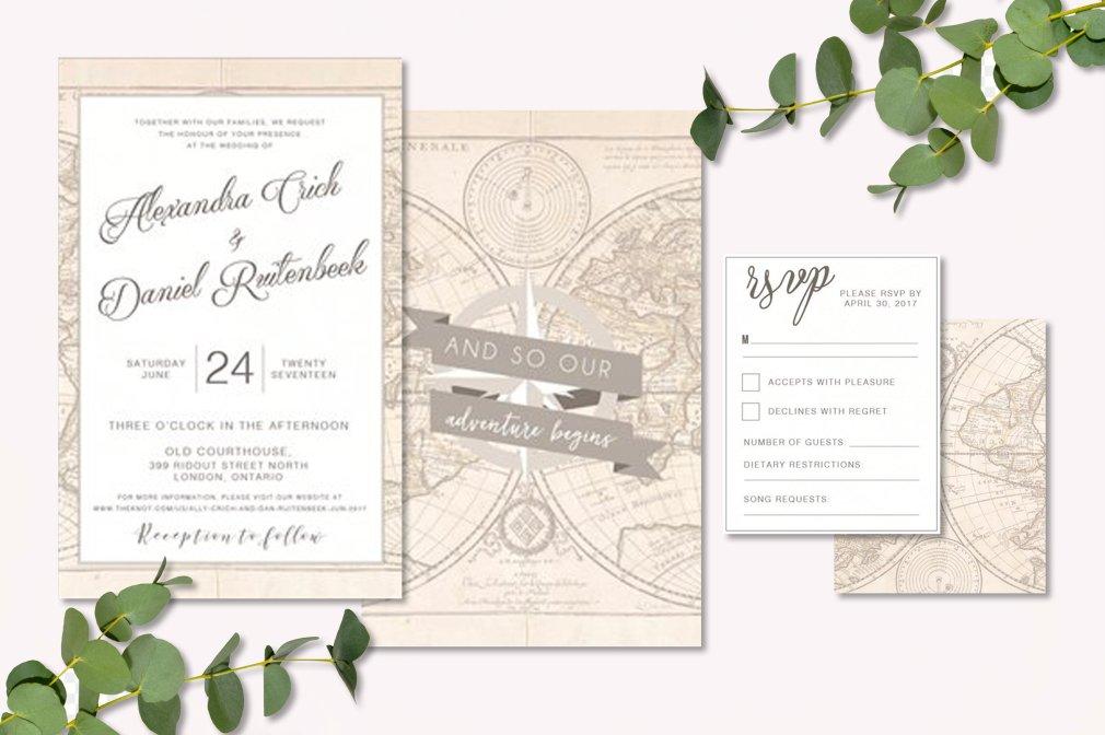 Old World Invitations 00257