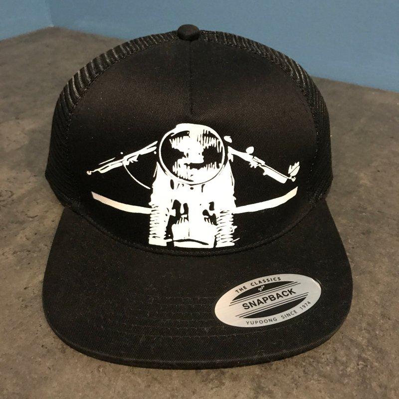 Paragon Moto - Cafe Racer Headlight Trucker Hat WTWDGFMW4L4OR7J2ZZCZTRJE