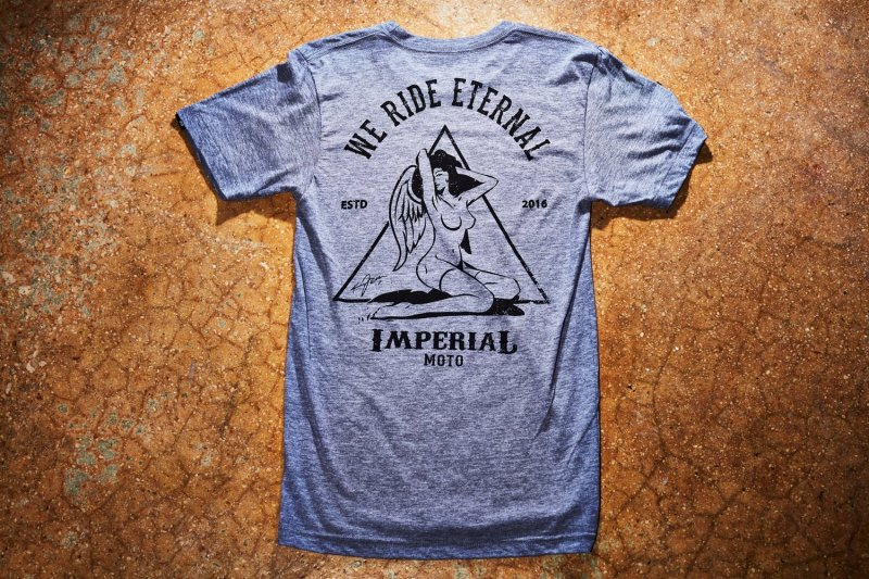 Imperial Moto - We Ride Eternal