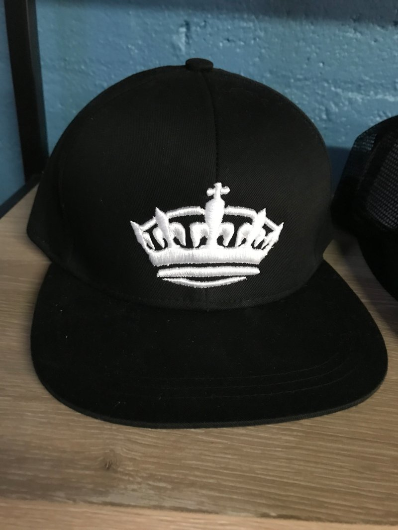 Crown Hat 001