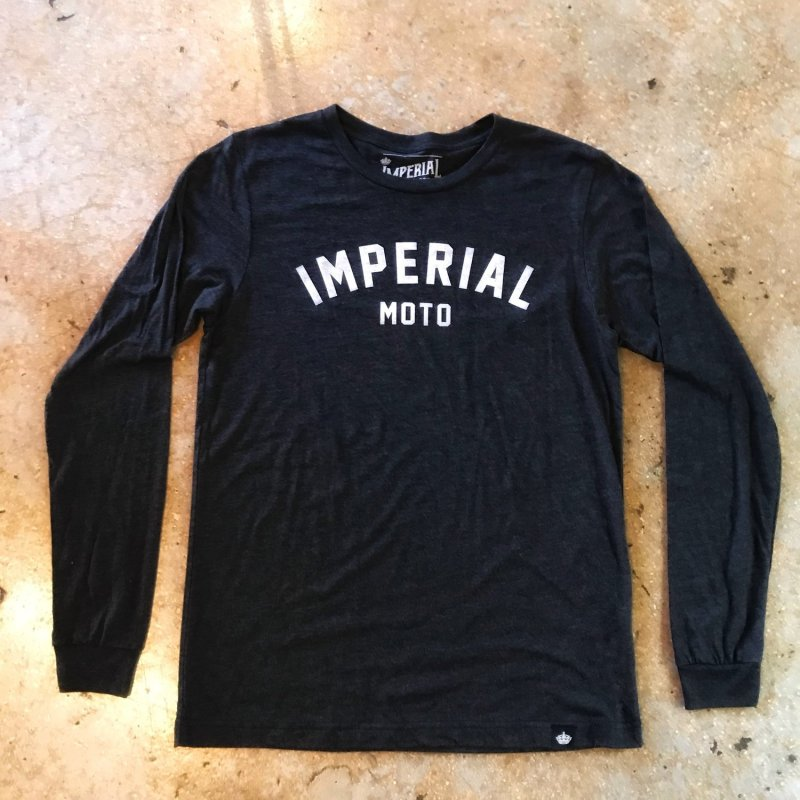 Imperial Moto - Varsity, Long Sleeve (1 LARGE left)