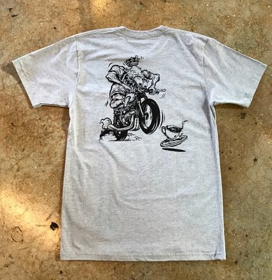 Imperial Moto - Moto Fink Pocket Tee