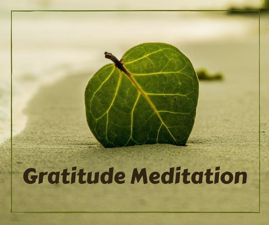 Gratitude Meditation Audio Recording 00010