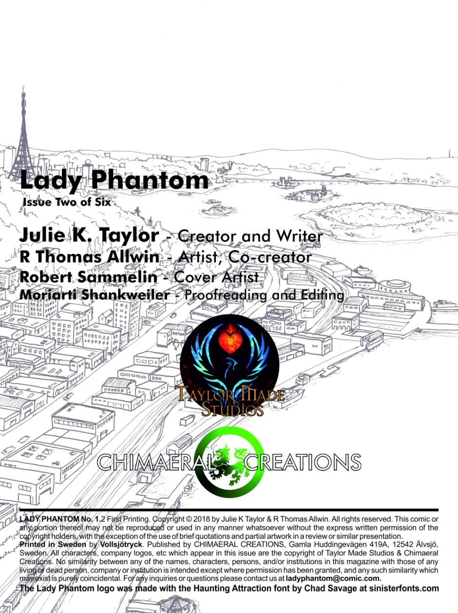 Lady Phantom #2