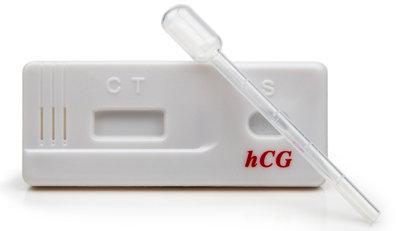BioStep Urine Pregnancy Test Kit (Beta-hCG) pregtest01