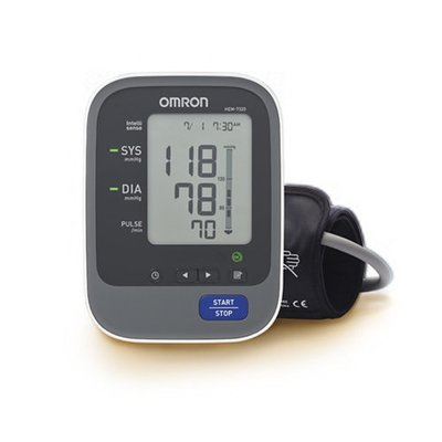 OMRON Upper Arm Blood Pressure Monitor HEM-7320 (Connected)