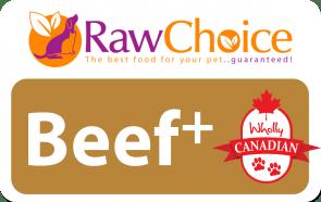 RawChoice Beef+ (2Lb) 0001